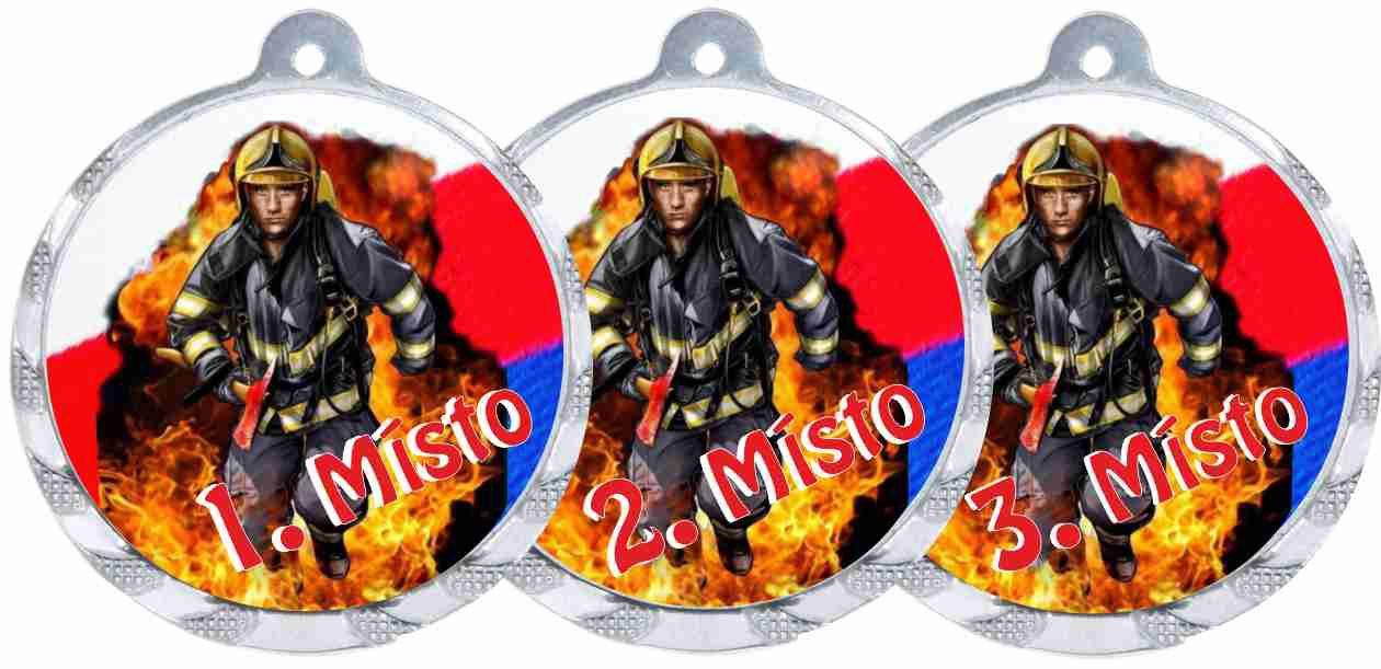 Medaile MA 205
