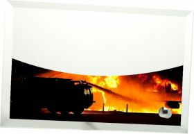 Plaketa skleněná W201HA - W205HA